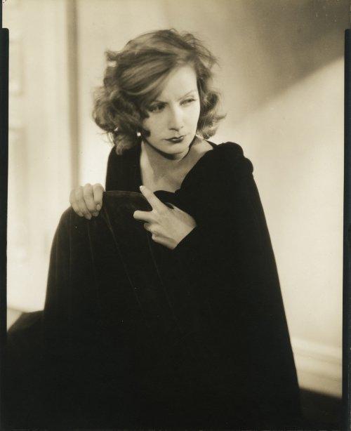 Edward Steichen: Greta Garbo