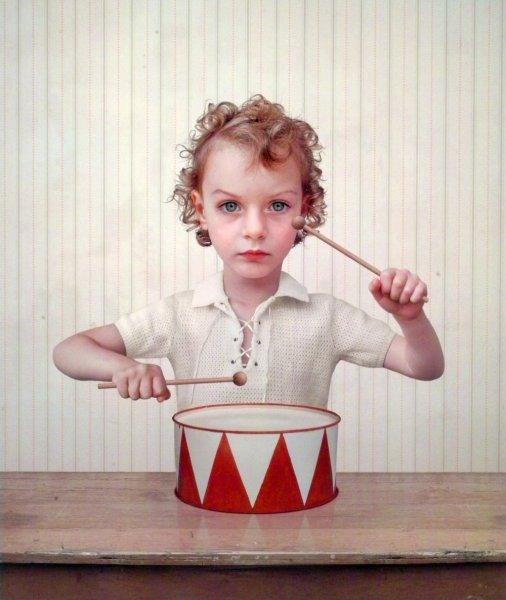 Loretta Lux The Drummer