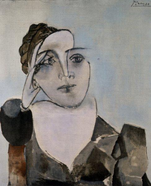 Pablo Picasso Portrait of Dora Maar