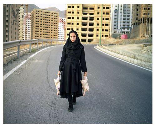 Rawiya: Newsha Tavakolian
