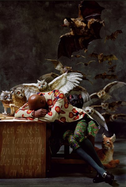 Yinka Shonibare The Sleep of Reason Produces Monsters