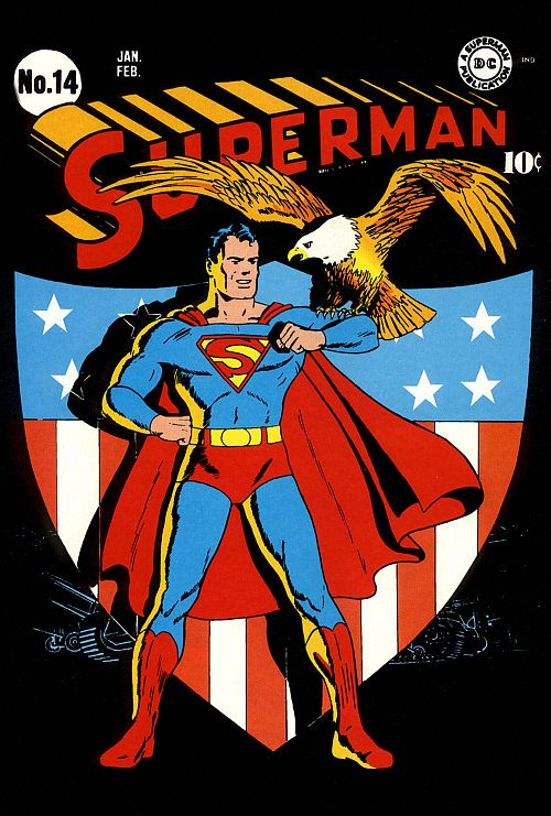 Fred Ray - Superman