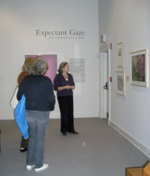 Expectant Gaze — Art from the Eye and Mind