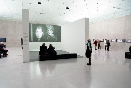 Yvonne Rainer exhibition