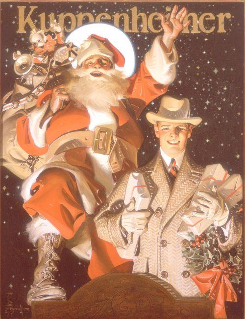 Merry Christmas from Kuppenheimer
