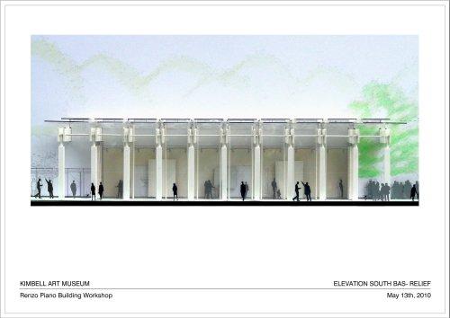 Kimbell Art Museum (Renzo Piano)