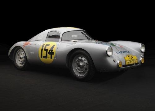 Porsche 550 Le Mans