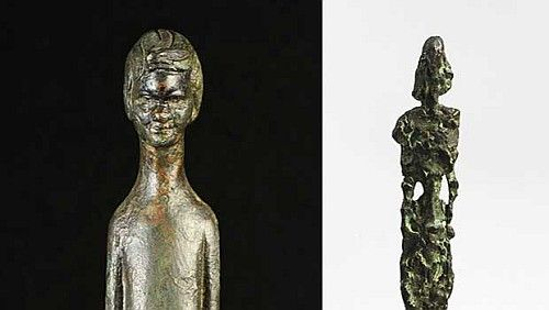 Alberto Giacometti and the etruscan masterpiece The Shadow of the night