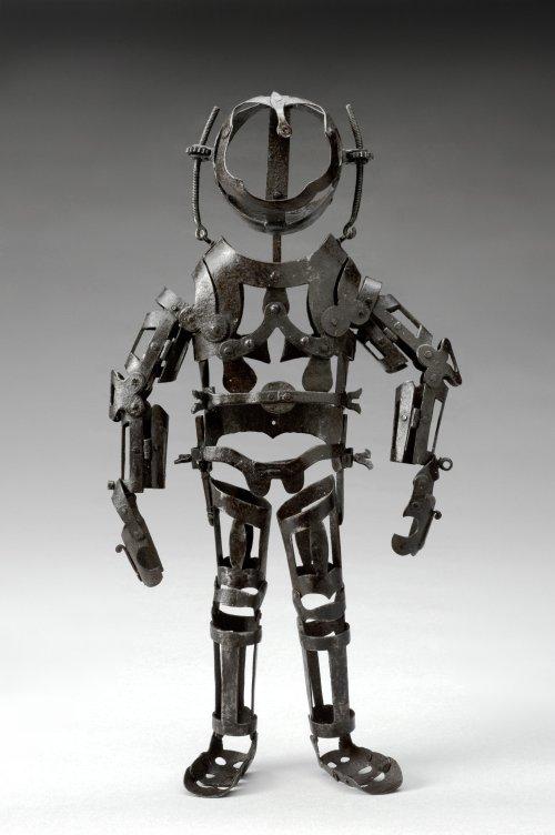 Articulated Iron Manikin