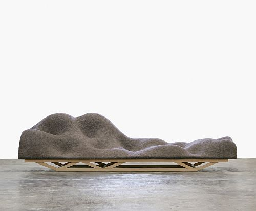 Brain Wave Sofa