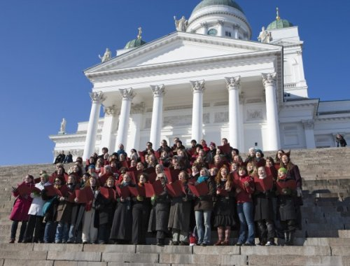 Complaints Choir of Helsinki