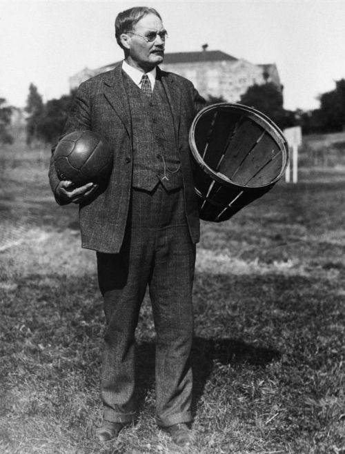 James Naismith - Basket Ball