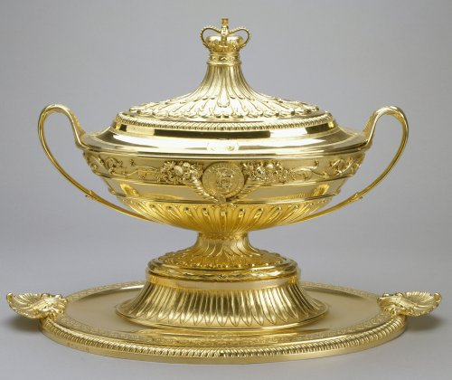 Soup tureen - Royal Collection