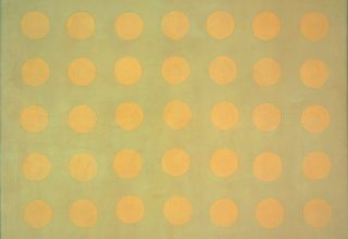 Agnes Martin, Buds 1959
