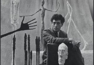 Alberto Giacometti, 1951, Photograph by Gordon Parks, The Gordon Parks Foundation