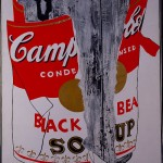 Andy Warhol - Big Tom Campbell's Soup Can