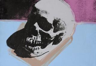 Andy Warhol, Skull, 1976-77