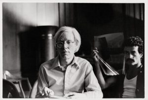 Andy Warhol, François Meyer
