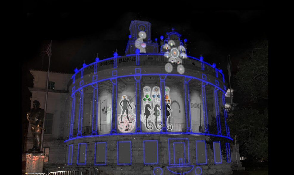 Carlos Estévez - Urban Universes - Coral Gables City Hall 405 Biltmore Way
