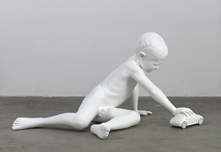 Charles Ray, The New Beetle, 2006