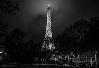 Dark Cities, Daniele Cametti Aspri, Paris