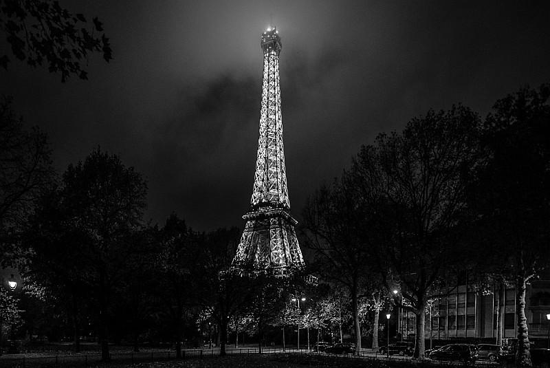Dark Cities, Daniele Cametti Aspri, Paris