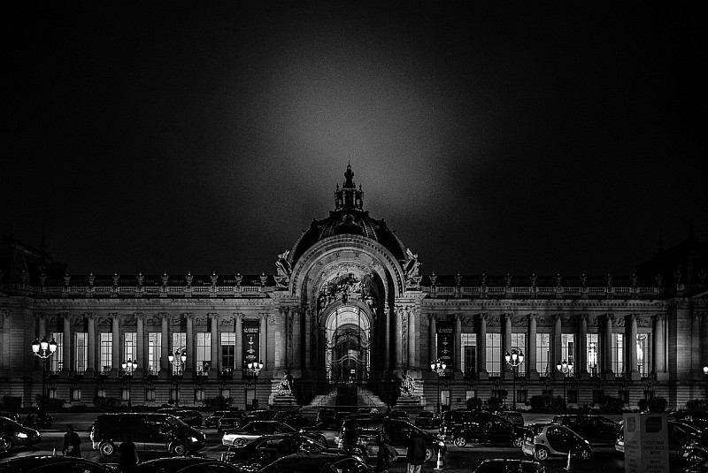 Dark Cities, Paris, Daniele Cametti Aspri