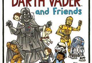 Darth Vader and Friends - Cartoon Art Museum