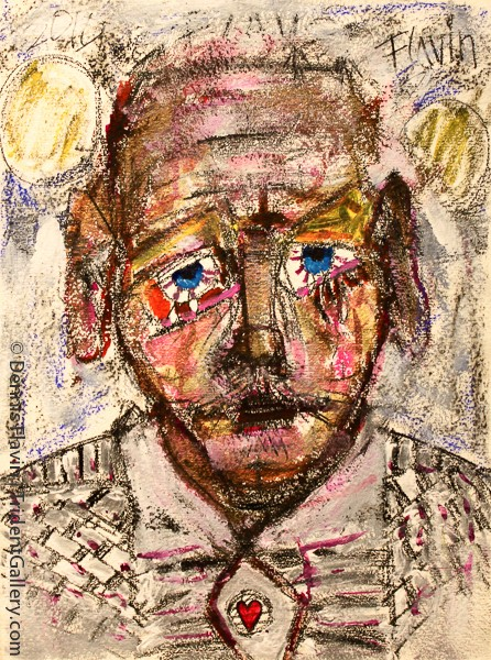 Dennis Flavin, Broken Heart