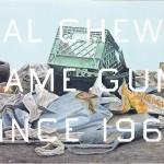 Ed Ruscha, Gal Chews Same Gum Since 1963, 2014