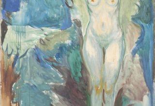 Edvard Munch Nude