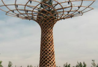 Expo Milan 2015 the Tree of Life by Marco Balich