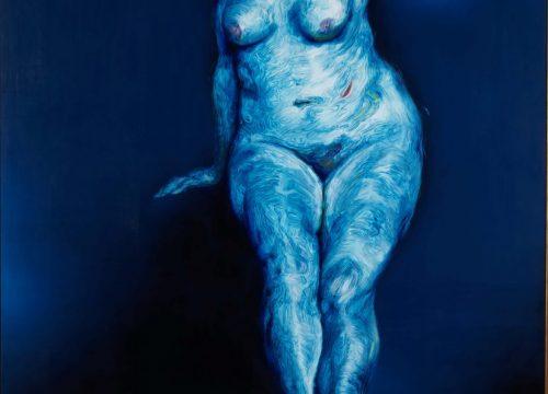 Fig.5 Die Mutter des Kunstlers Photo by Steve Plaszt