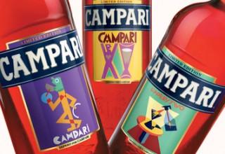 Fortunato Depero - Campari