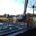 Glass-Walled Labyrinth to be Installed in the Donald J. Hall Sculpture Park 2014-03-12 08.25.56 Kalie Hudson
