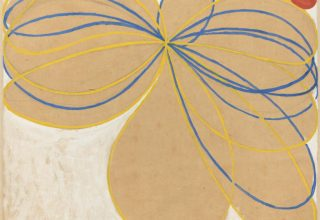 Hilma af Klint, Group V, The Seven-Pointed Star, No. 1n (Grupp V, Sjustjärnan, nr 1), 1908