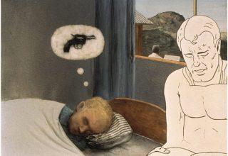 Llyn Foulkes, Day Dreams, 1991 © Llyn Foulkes