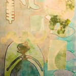 Melanie Yazzie, Doorway print