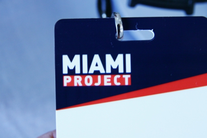 Miami project art fair