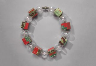 Mieke Groot, Dieg Bou Diar 1 necklace from the Dieg Bou Diar Series, 2006