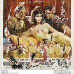 Mimmo Rotella - Cleopatra