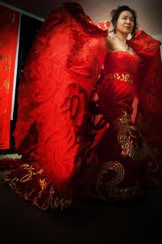 Nam Hong at Lucca Museum