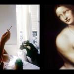 Nan Goldin - Cleopatra-Dyptich