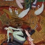 Nils Dardel, Crime passionnel Crime of Passion, 1921