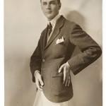 Nils Dardel in Tokyo, 1917