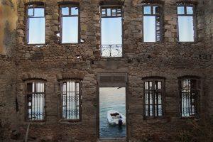 Paolo Gotti, Casa sul mare