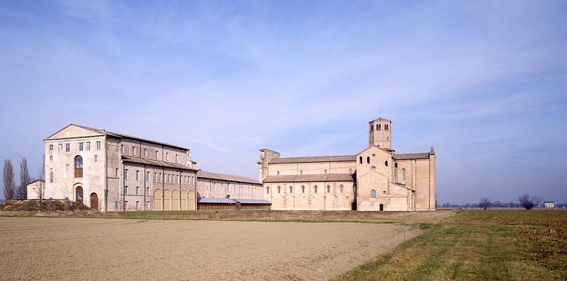 Paradigna (Parma), Abbazia Valserena, CSAC