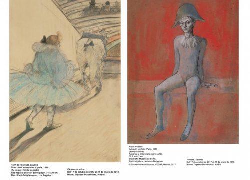 Picasso-Lautrec-Museo-Thyssen-Bornemisza-Spain