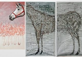 Race Horse, Iliyan Ivanov, Fridge Art Fair 2015