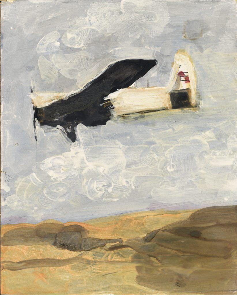 Robert Andrew Parker, Antonov 2011